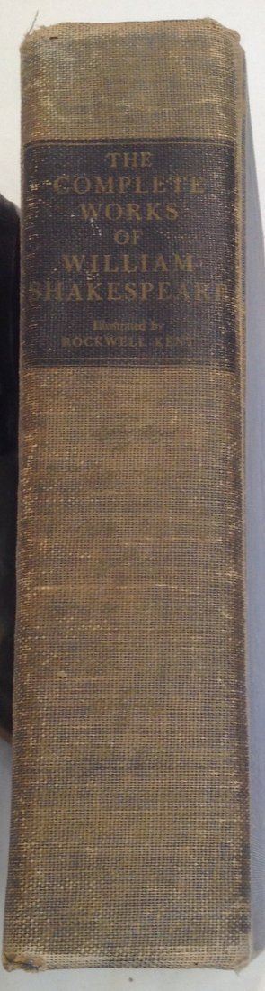 William Shakespeare. Complete Works.