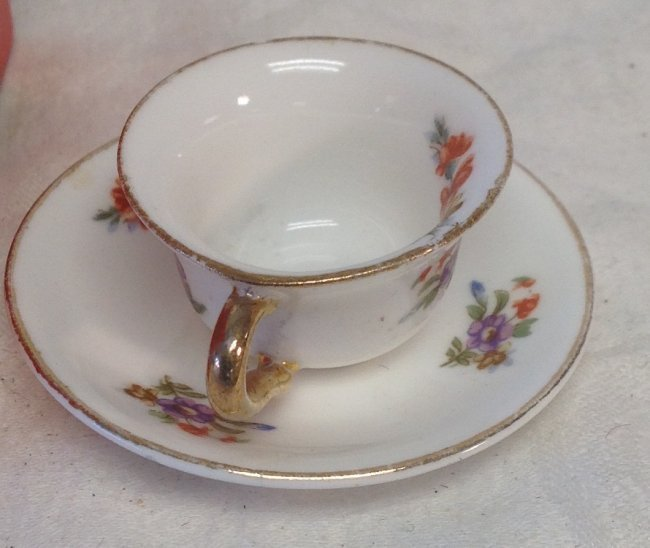 Chinese Demitasse Cup