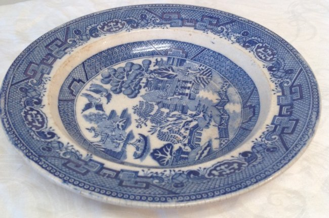 Chinese Soup Bowl 8 Inches Diameter