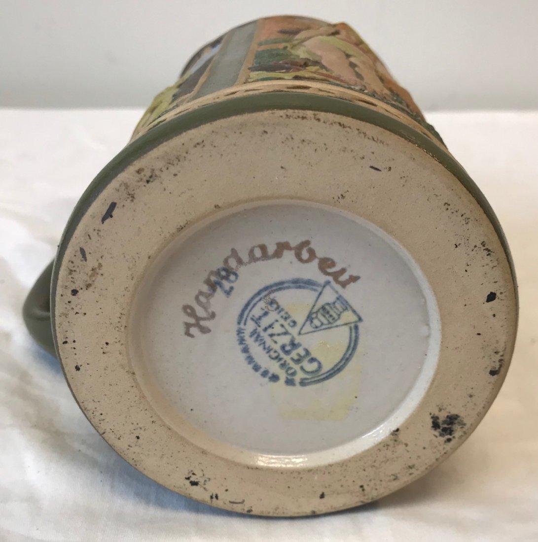 Vintage Handarbeit German Stein Original Gerzit - 5