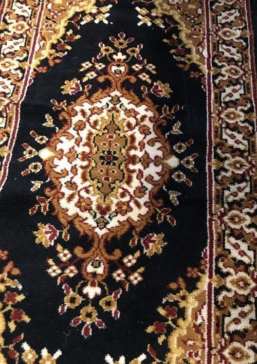 Persian Rug 100% Wool 47 x 23 - 3