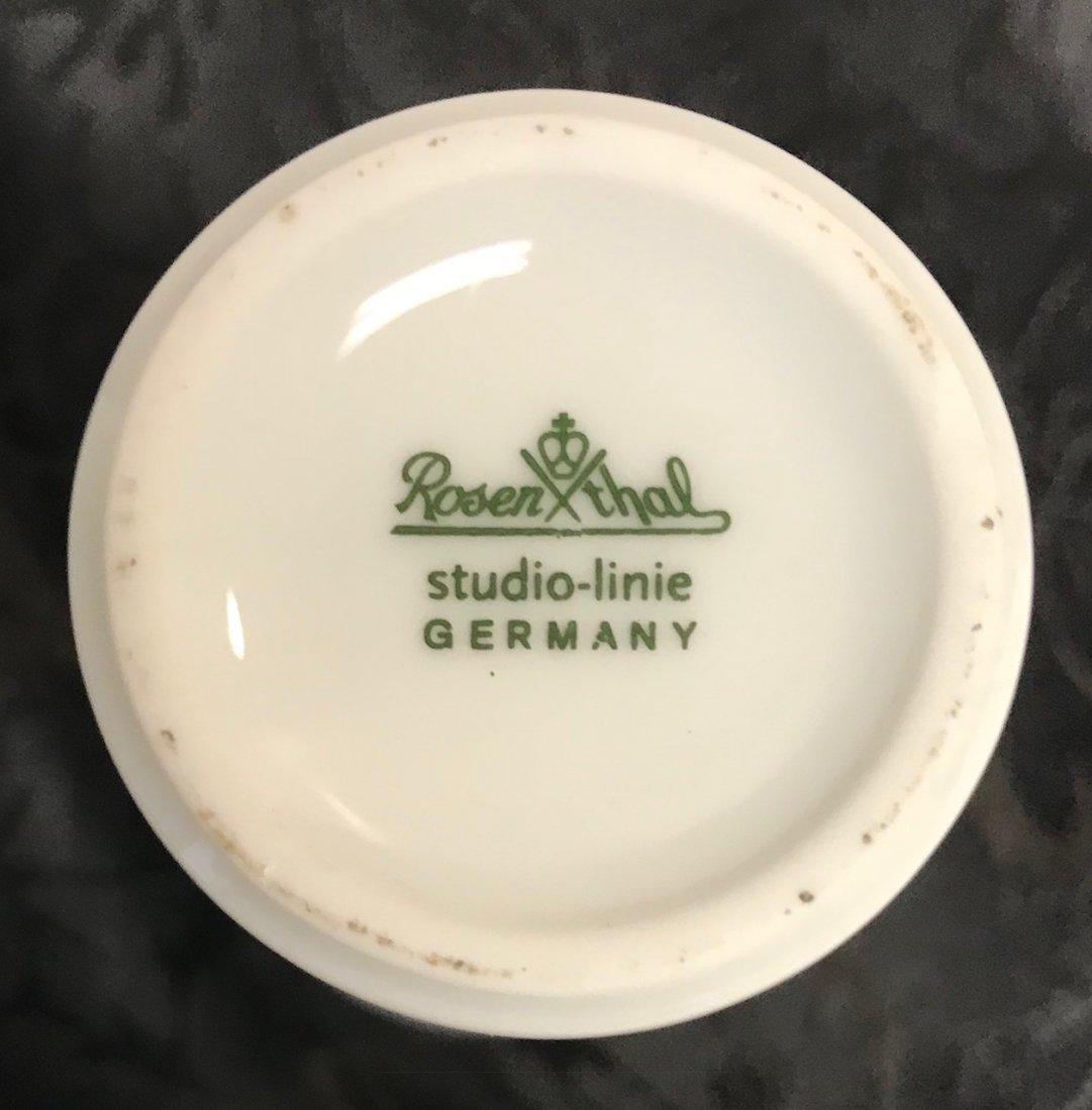 Rosenthal STUDIO LINIE Multicolor  Vase - 4