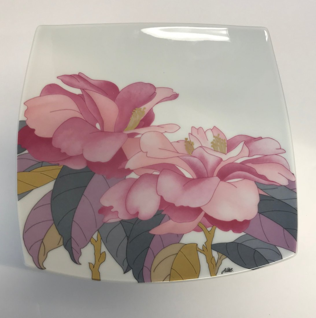 Rosenthal Studio-Linie floral Dish