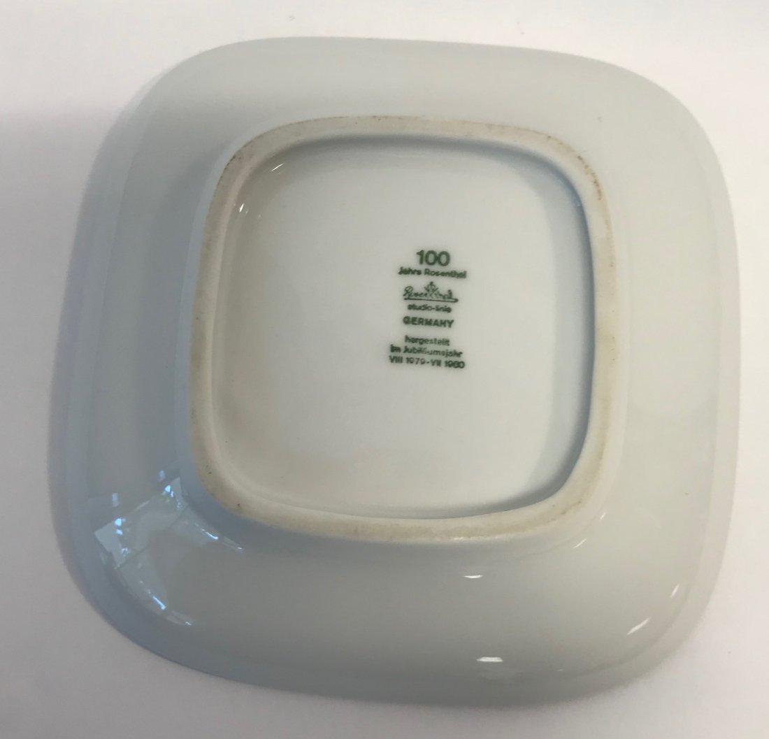 "Rosenthal 100 jahre stamped ""Studio-Linie"" Dish/Tray - 2"