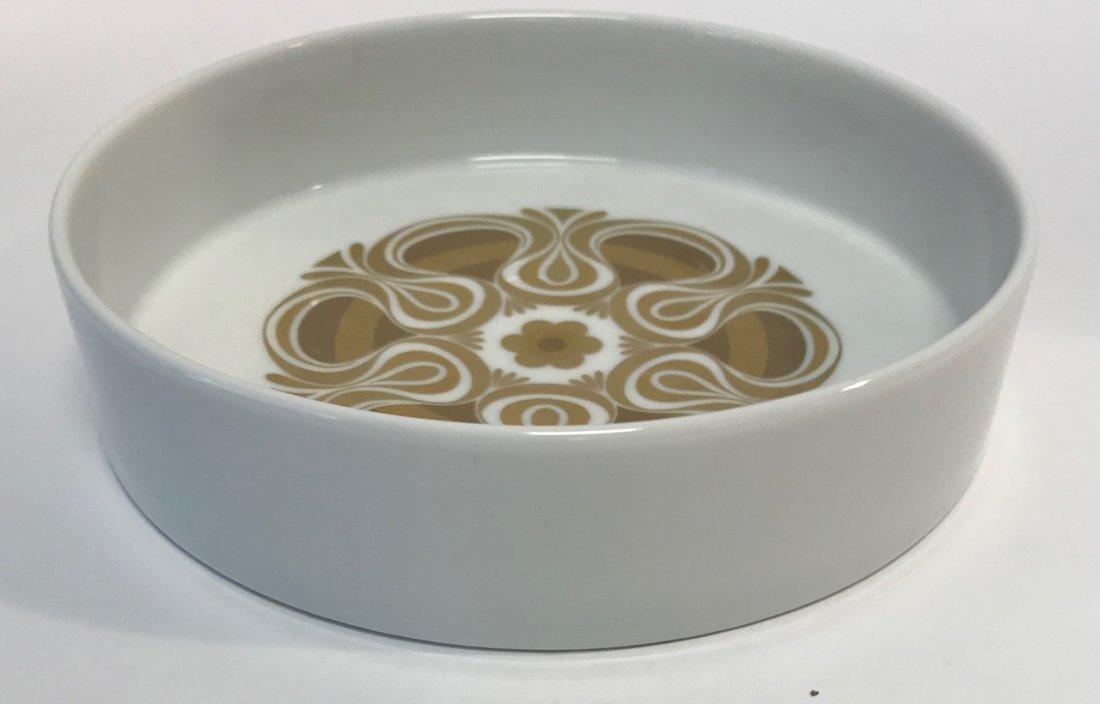 Rosenthal Gilt floral saucer - 2