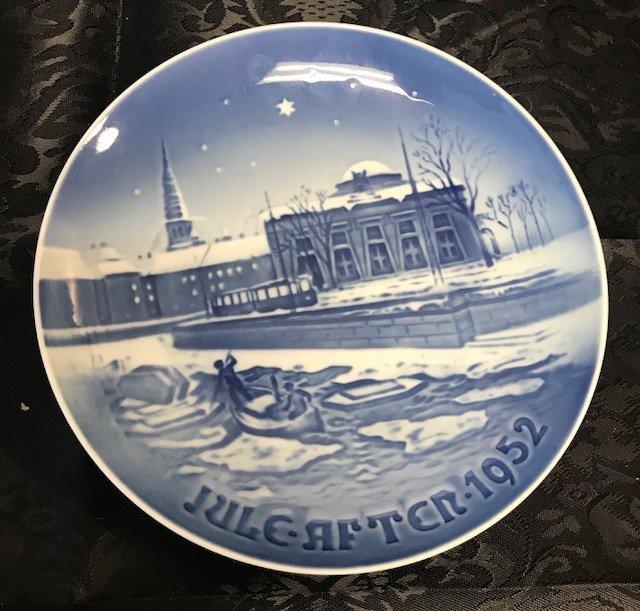 1952 B & G Thorvaldsen Museum Copenhagen Canal