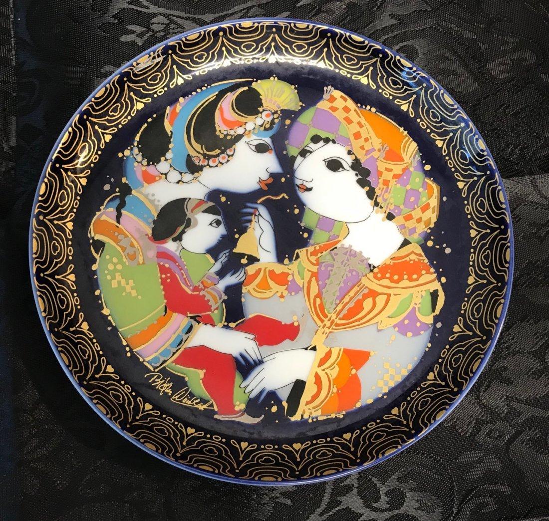 "Rosenthal ""Studio-Linie"" Aladin Plate"