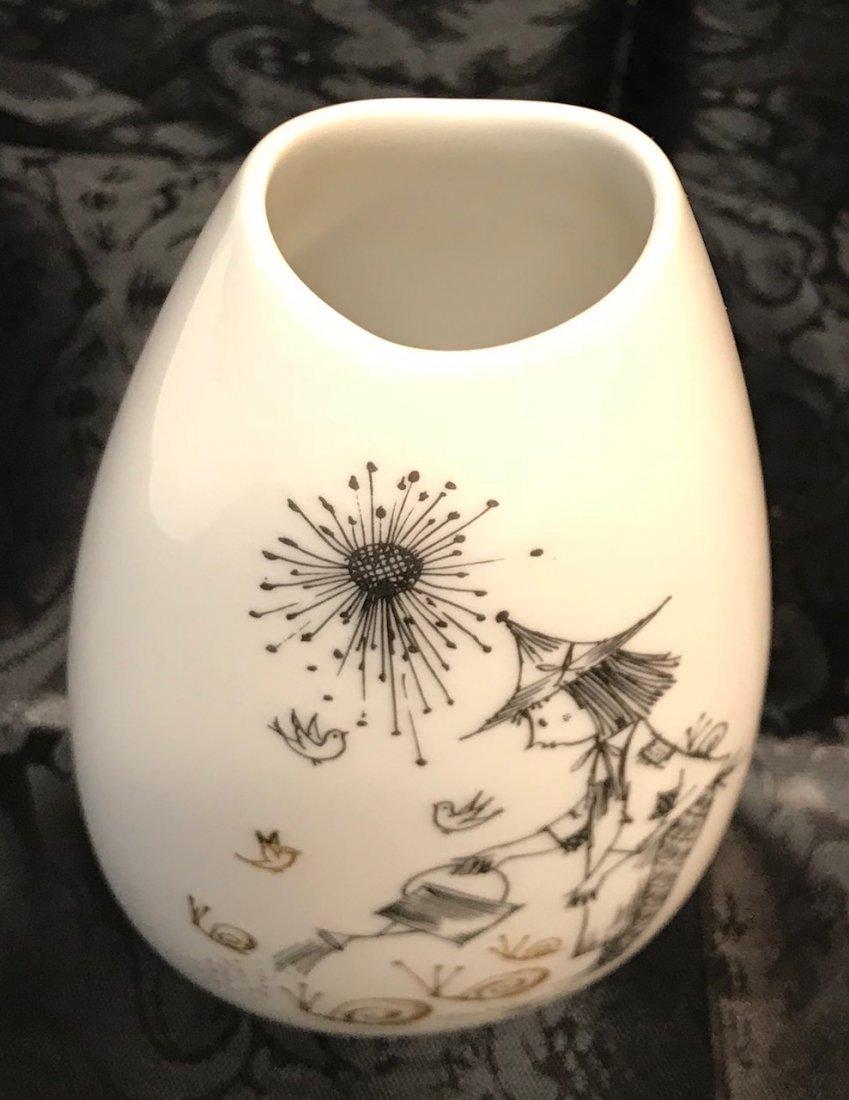 "Reymond Peynet Rosenthal ""Studio-Linie"" Vase - 3"