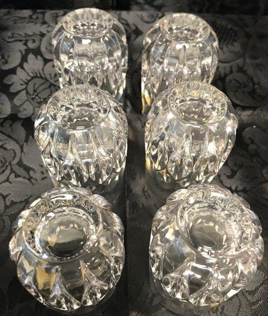 6 BLEIKRRISTAL  Bavarian lead crystal shot - 4