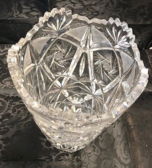 American Brilliant Style German crystal medium size - 2