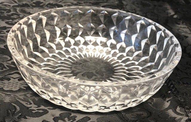 Bavaria German lead crystal Dish - 2
