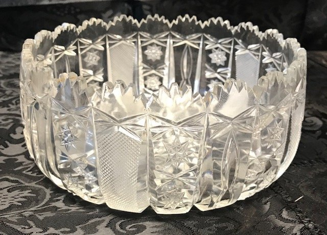 BLEIKRISTALL German lead crystal Candy Bowl - 4