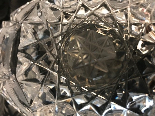 BLEIKRISTALL German Heavy crystal oval crystal Dish - 4