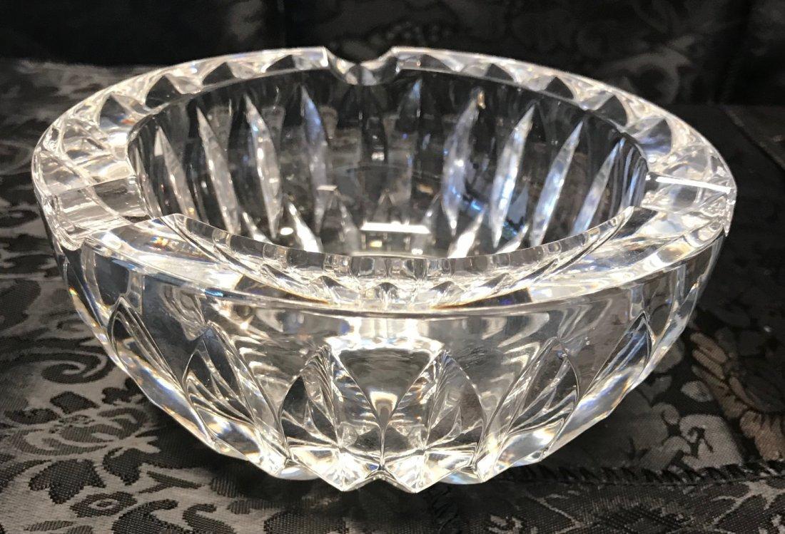 BLEIKRISTALL German Robust lead crystal ash tray
