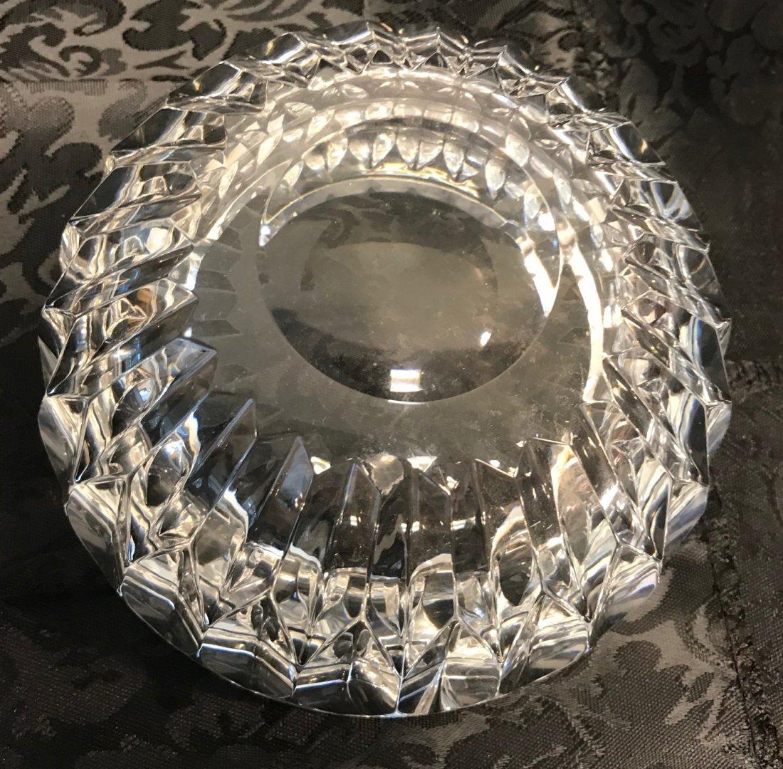 BLEIKRISTALL German Robust lead crystal ash tray - 2