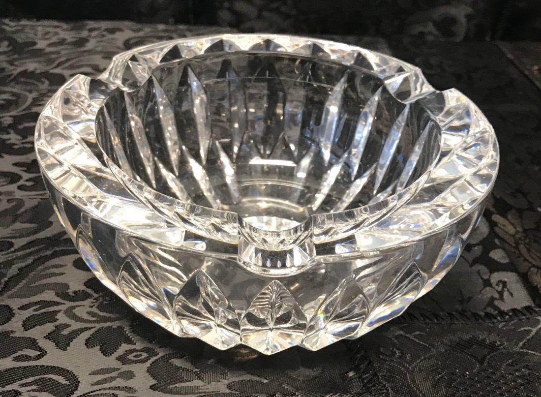 BLEIKRISTALL German Robust lead crystal ash tray - 3