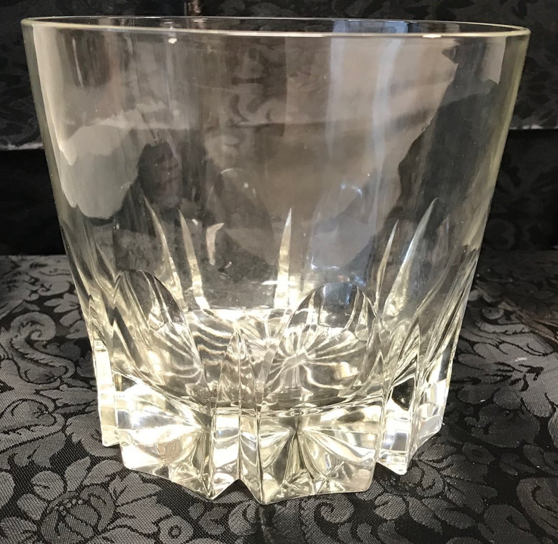 Bavaria German Heavy High ball Punch Crystal Glass - 2