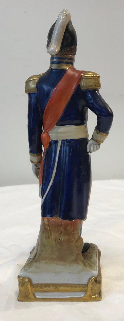 Dresden,Sitzendorf,Schiebe Alsbach Mortier Figurine - 2