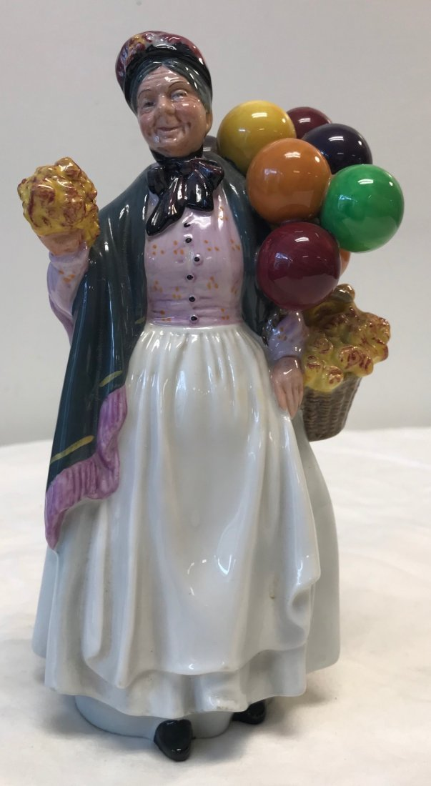 Royal Doulton Lady Figurine H.N. 1843