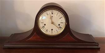 Antique Sessions 8 Day Mantel Clock