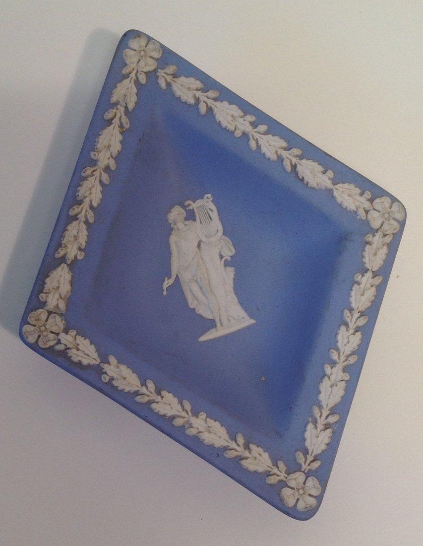 Vintage 1967 Diamond Shape Jasperware Wedgewood