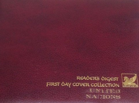 Readers Digest United Nation First Day Cover