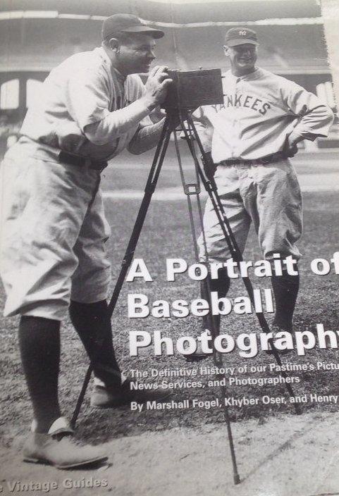 Marshall Fogel. Portrait of Baseball Photography