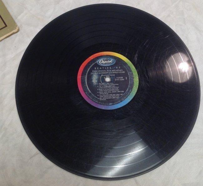 Vintage Beatles Album 1965 - 3