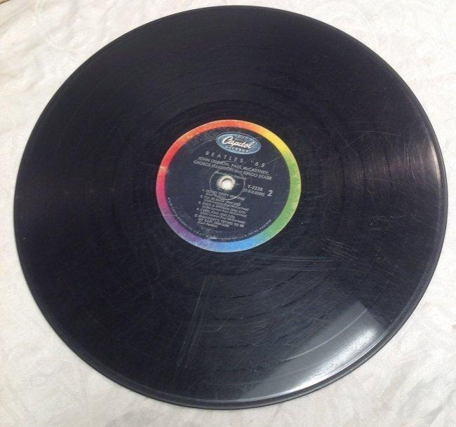 Vintage Beatles Album 1965 - 4