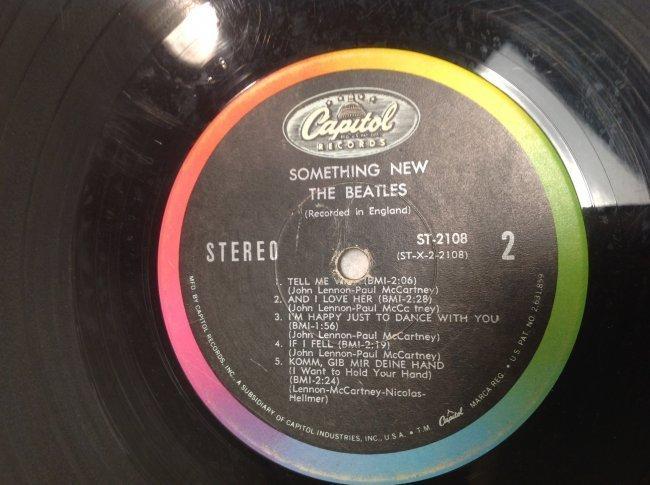 Beatles Something New - 4