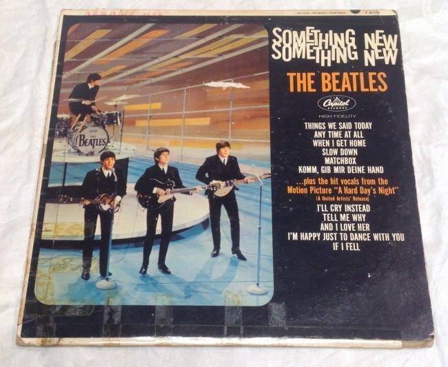 Beatles Something New - 5