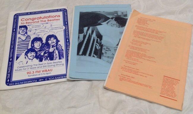 Vintage Beatles FAB Magazine - 4