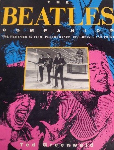 Beatles Companion: Ted Greenwald