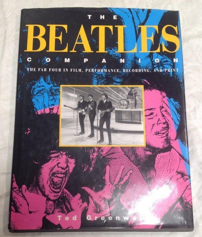 Beatles Companion: Ted Greenwald - 2