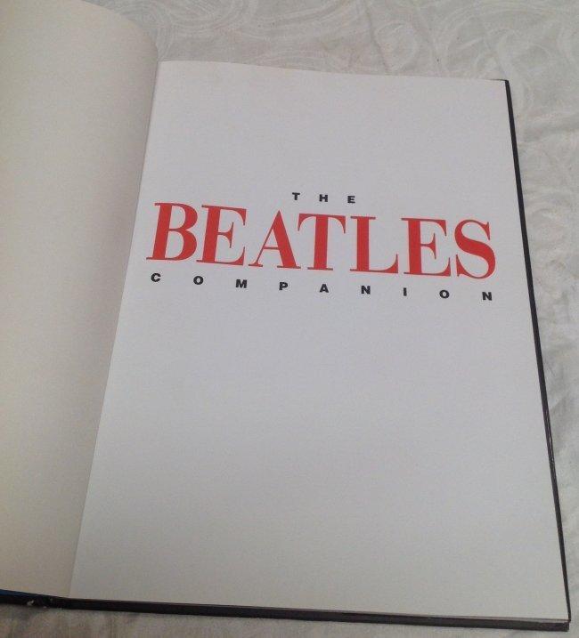 Beatles Companion: Ted Greenwald - 3