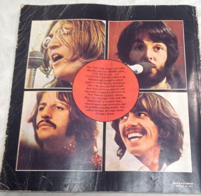 The Beatles: Roy Carr & Tony Tyler Illustrated Record - 2