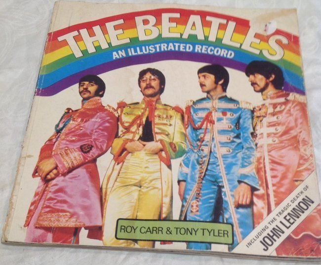 The Beatles: Roy Carr & Tony Tyler Illustrated Record - 3