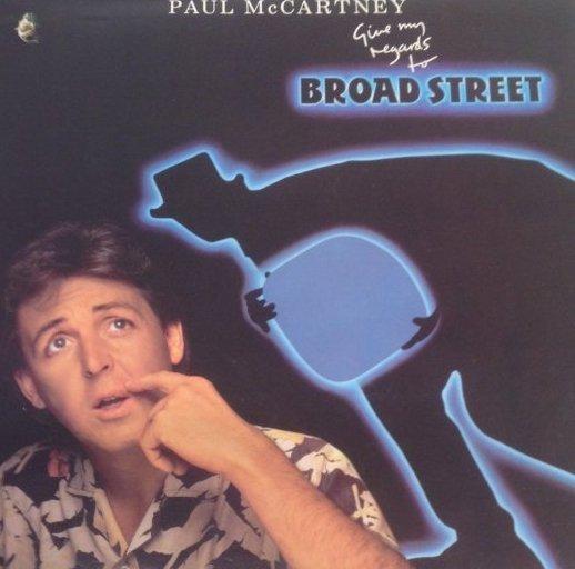 Paul Mccartney Regards to Broad Street Album