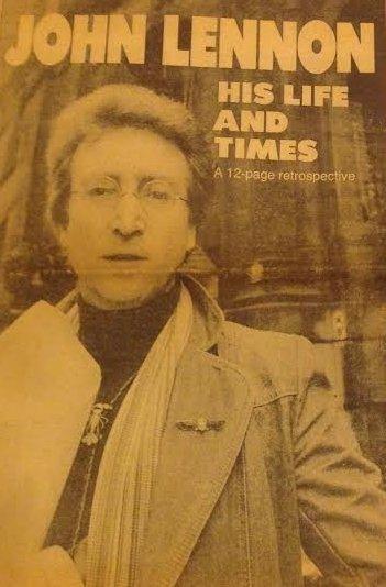 Daily News John Lennon Life & Times
