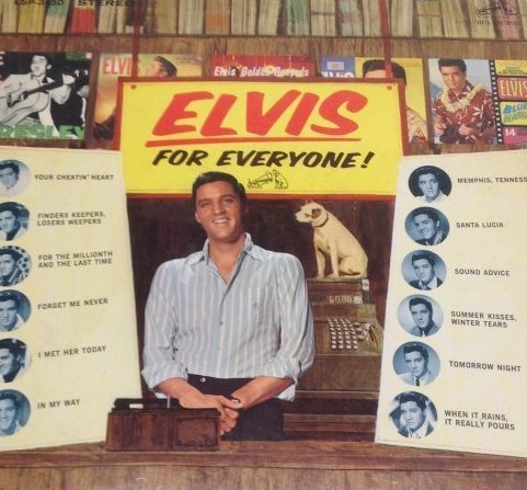 Elvis For Everyone Album