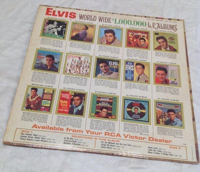Elvis For Everyone Album - 2