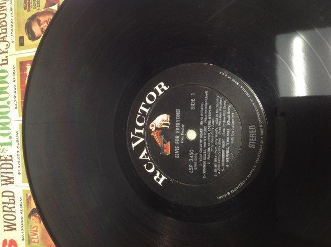 Elvis For Everyone Album - 3