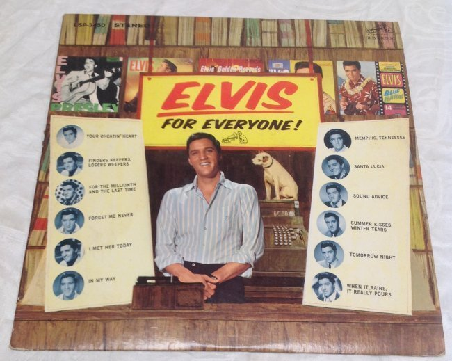 Elvis For Everyone Album - 5