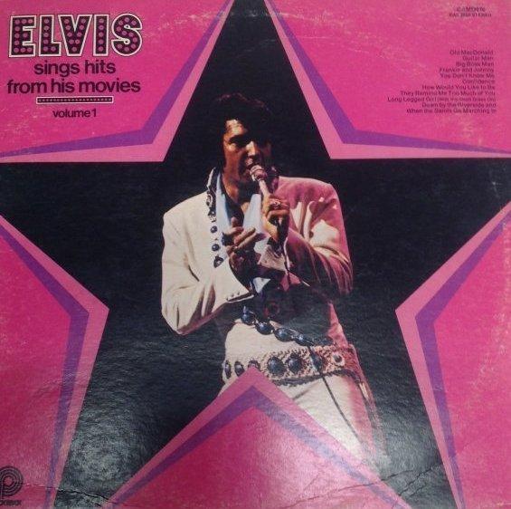 Elvis Album/ Sings Hits from his Movies