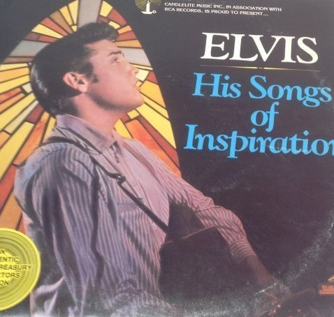 Elvis Songs Of Inspiration Album