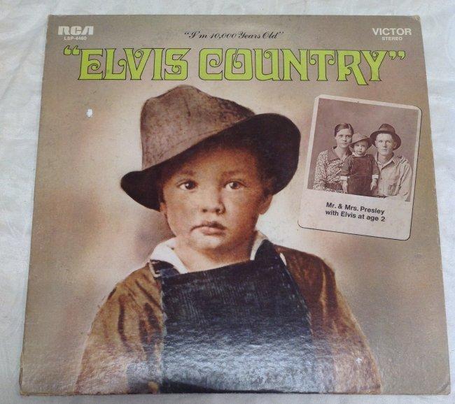 Vintage Elvis Country Album - 6