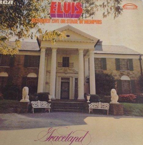 Vintage Elvis Live In Memphis Album