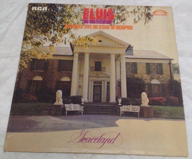 Vintage Elvis Live In Memphis Album - 6