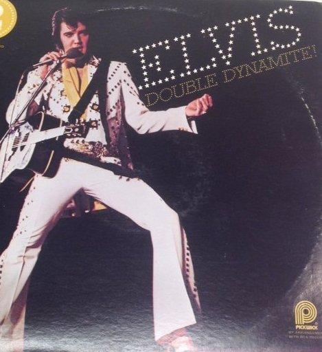 Elvis Double Dynamite Album
