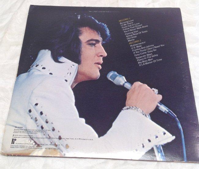 Elvis Double Dynamite Album - 2